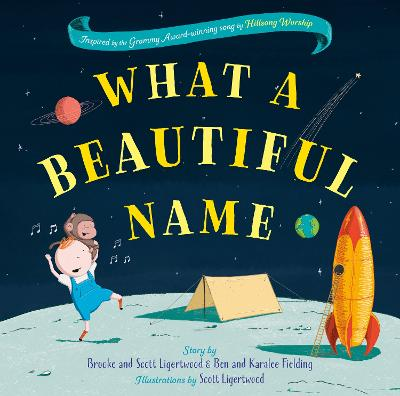 What a Beautiful Name by Brooke Ligertwood
