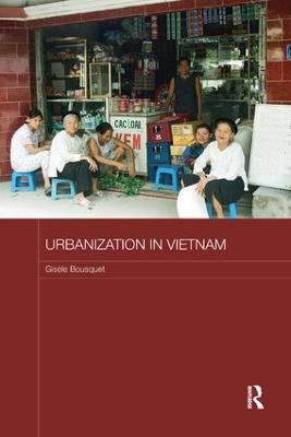 Urbanization in Vietnam book