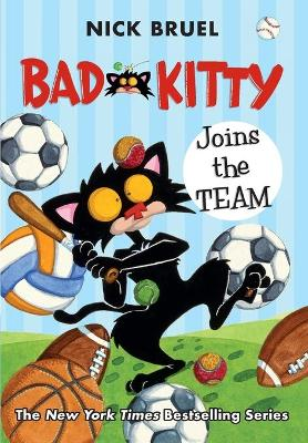 Bad Kitty Joins the Team book