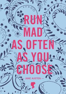 Jane Austen Notebook by Anita Abrams Noterie