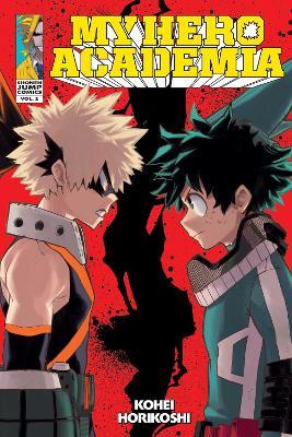 My Hero Academia, Vol. 2 by Kohei Horikoshi