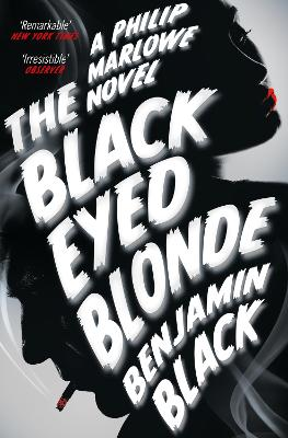 Black Eyed Blonde book