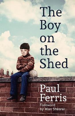 Boy on the Shed book