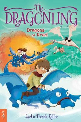 Dragons of Krad by Jackie French Koller