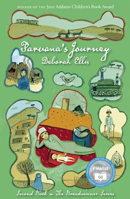 Parvana's Journey by Deborah Ellis