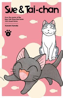 Sue & Tai-chan 2 book
