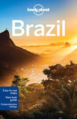 Lonely Planet Brazil by Lonely Planet