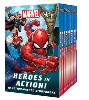 Marvel Hero in Action Box Set book