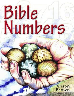Bible Numbers 1-12 by Alison Brown, Le
