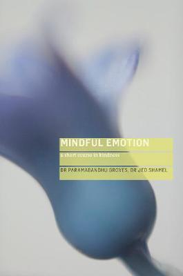 Mindful Emotion by Paramabandhu Groves