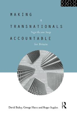 Making Transnationals Accountable book