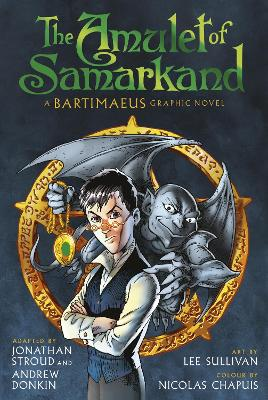 Amulet of Samarkand Graphic Novel by Jonathan Stroud
