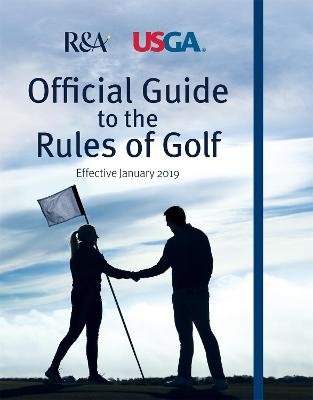 Official Guide to the Rules of Golf book
