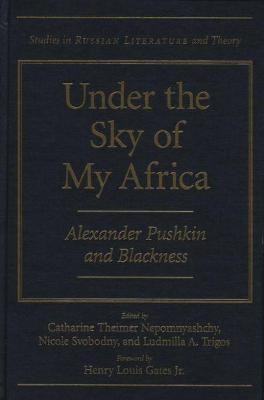 Under the Sky of My Africa by Catharine Nepomnyashchy