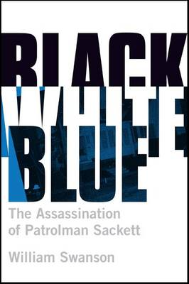 Black White Blue by William Swanson