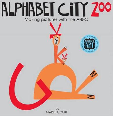 Alphabet City Zoo by Maree Coote