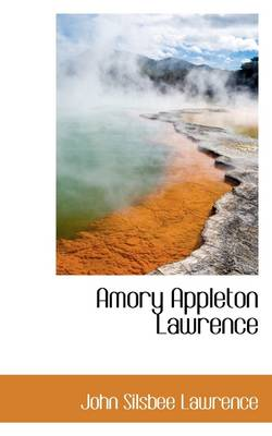 Amory Appleton Lawrence by John Silsbee Lawrence