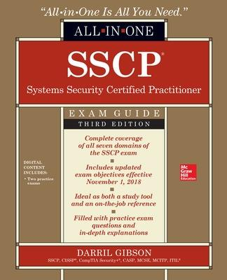 SSCP Systems Security Certified Practitioner All-in-One Exam Guide, Third Edition by Darril Gibson