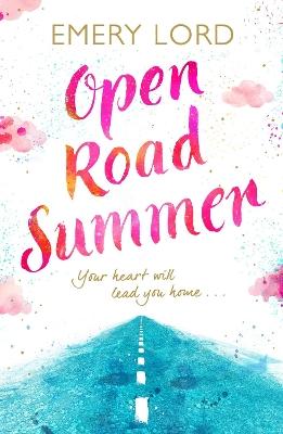 Open Road Summer book