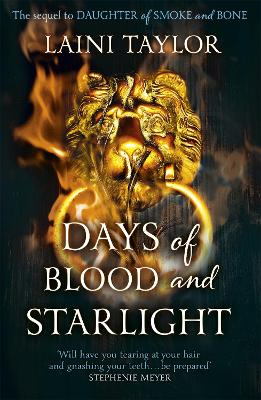 Days of Blood and Starlight book