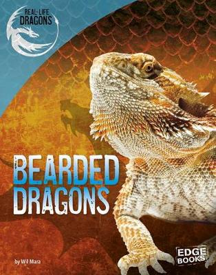 Real-Life Dragons: Bearded Dragons by Wil Mara