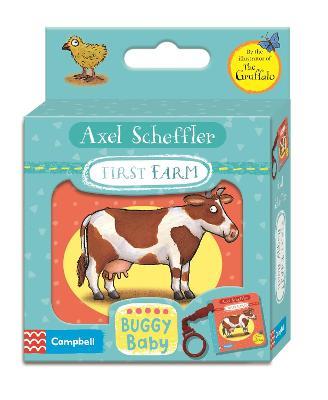 First Farm Buggy Book by Axel Scheffler