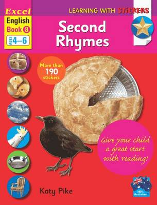 Excel English Book 8 - Second Rhymes by Katy Pike
