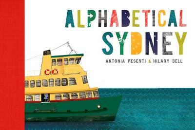 Alphabetical Sydney by Antonia Pesenti