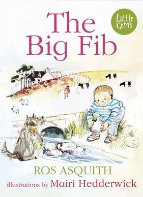 Big Fib book