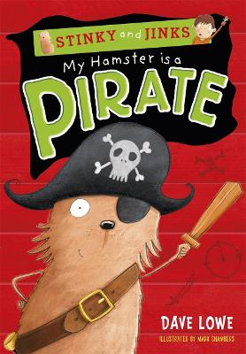 My Hamster is a Pirate book