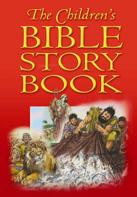 The Children's Bible Story Book by Jenny Robertson