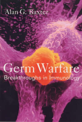 Germ Warfare by Alan Baxter