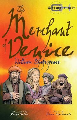 Merchant Of Venice book