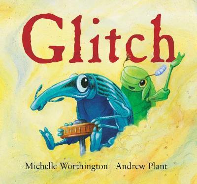 Glitch by Michelle Worthington