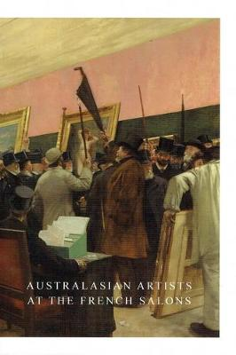 Australasian Artists at the French Salons book