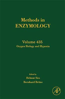 Oxygen Biology and Hypoxia by Helmut Sies