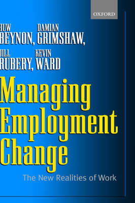 Managing Employment Change book