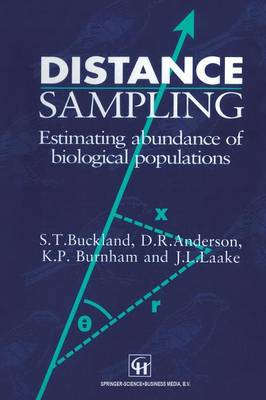 Distance Sampling by S. T. Buckland