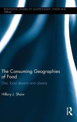 Consuming Geographies of Food book
