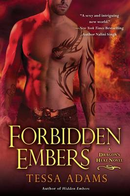 Forbidden Embers book
