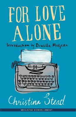 For Love Alone book