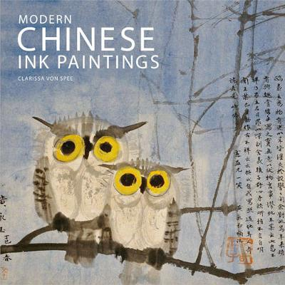 Modern Chinese Ink Painting by Clarissa von Spee