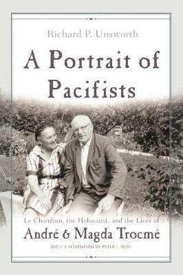 Portrait of Pacifists book