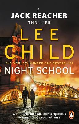 Jack Reacher: #21 Night School book