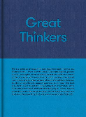 Great Thinkers by The School of Life