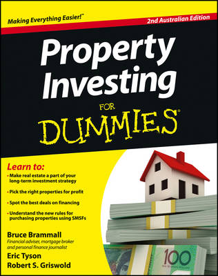 Property Investing For Dummies - Australia book