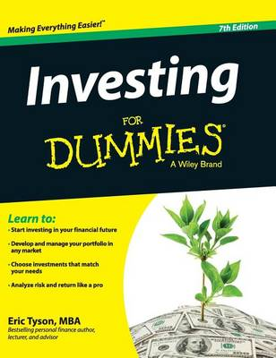 Investing for Dummies by Eric Tyson