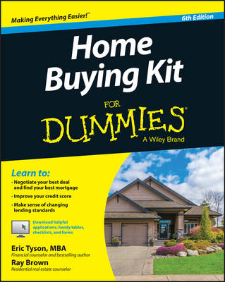 Home Buying Kit for Dummies, 6th Edition by Eric Tyson