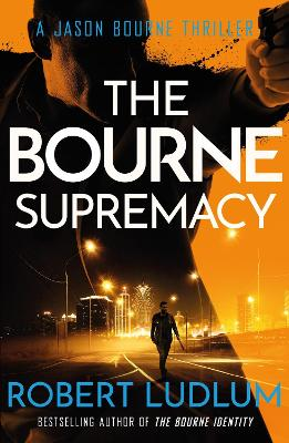The Bourne Supremacy by Robert Ludlum