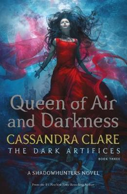 Queen of Air and Darkness book